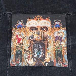 Michael Jackson denim jacket